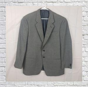 Mani Gray Wool Blazer Size 44 Regular